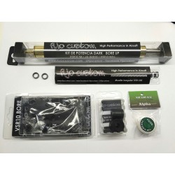 KIT COMPLETO VSR10 BORE UP SILVER