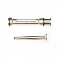 Kit de pistón aluminio y guia inox APS2 / Type96 / APS SR2 (MB06) / M99 SW / M24 SW / M24 CA