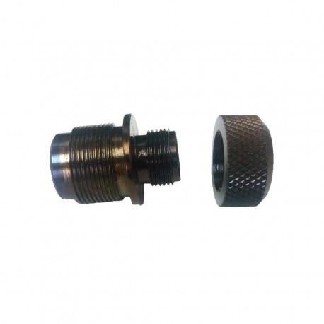 Adaptador de silenciador con tapa CM700 / CM702