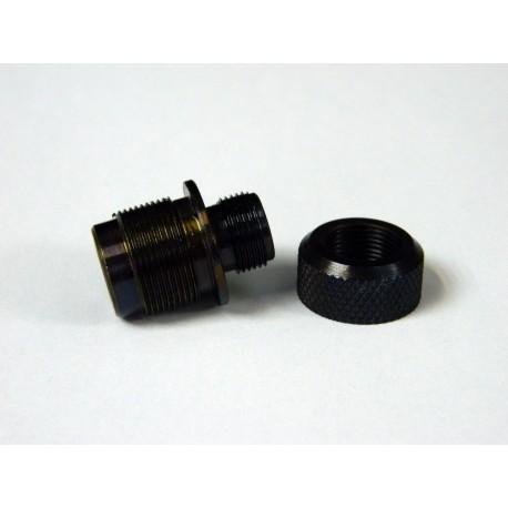 Adaptador de silenciador con tapa VSR10 PRO SNIPER