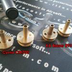 CABEZAS DAMPER Cyma CM700  y KA Blaser R93 LRS1. Próximos lanzamientos!
